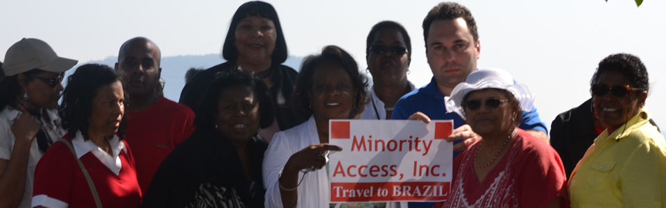 """Minority Access International Delegation:  Brazil"""