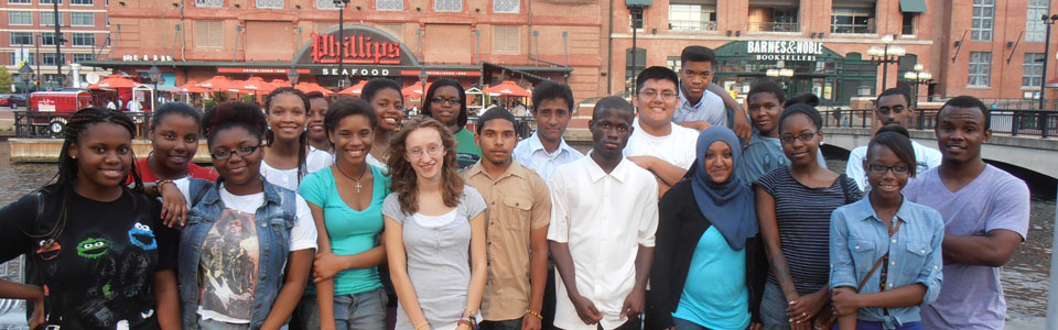 """Minority Access' Educational Talent Search Program:  2012 College Tour"""