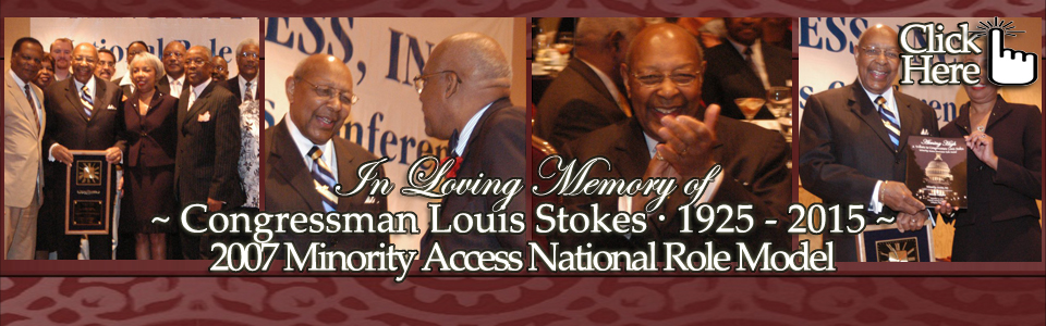 """Tribute to Congressman Louis Stokes"""